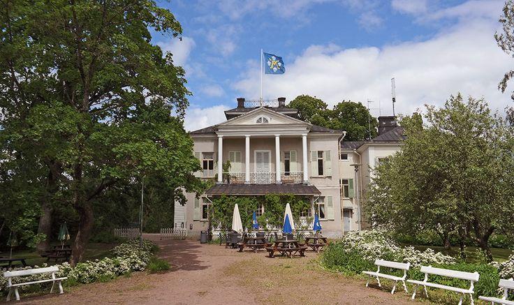 Ruissalo island is picturesque in Turku, Finland. Photo by Katja Presnal   @skimbaco