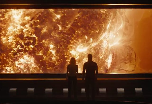Passengers Trailer Tease Shows Pratt & Lawrence in a Fiery Romance http://best-fotofilm.blogspot.com/2016/09/passengers-trailer-tease-shows-pratt.html  Passengers trailer tease shows Pratt & Lawrence in a fiery romance  Sony Pictures has released a quick Passengers trailer tease for their upcoming sci-fi film starring Jennifer Lawrence and Chris Pratt, which you can check out below! The full trailer debuts tomorrow.  On a routine journey through space to a new home, two passengers, sleeping…