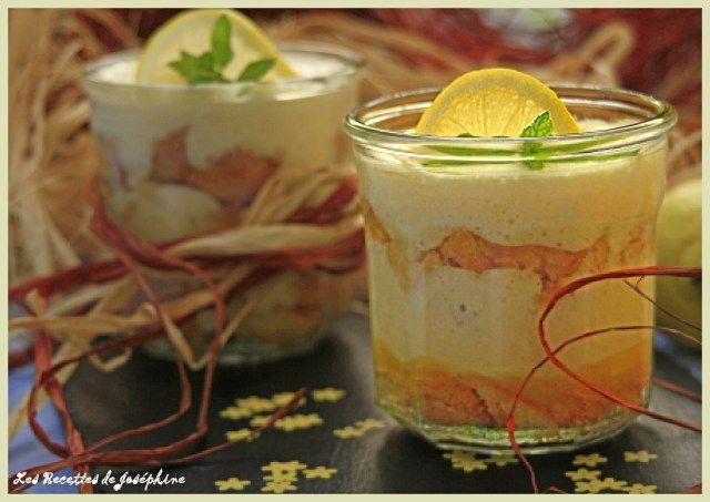 Tiramisu à la Crème de Citron et Limoncello