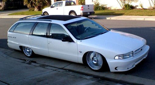 95 Chevy Caprice wagon with a slider sunroof | 91-96 Caprice Custom Wagons | Pinterest | Chevy ...