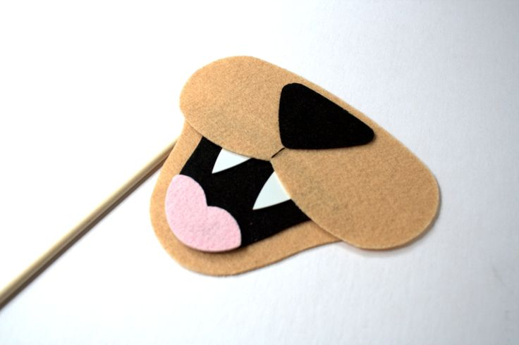 Photo booth Props. Wedding Photo Props. Mustache. Photo Props. Mustache on a Stick. Props on a Stick - Lion on a Stick. $7.95, via Etsy.