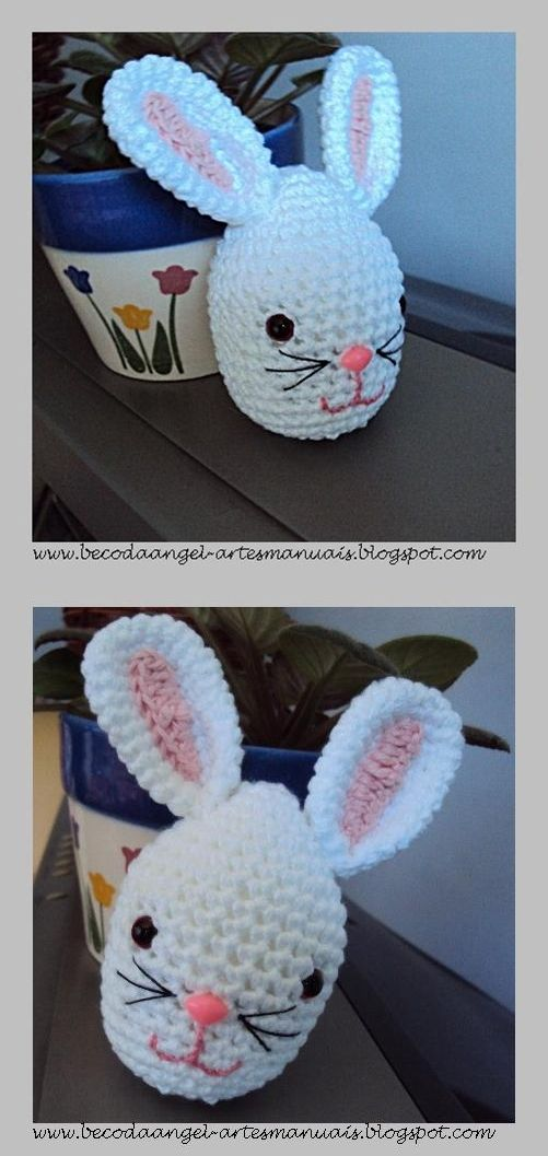 Bunny Boo Amigurumi : 56 best images about bunnies on Pinterest Easter peeps ...