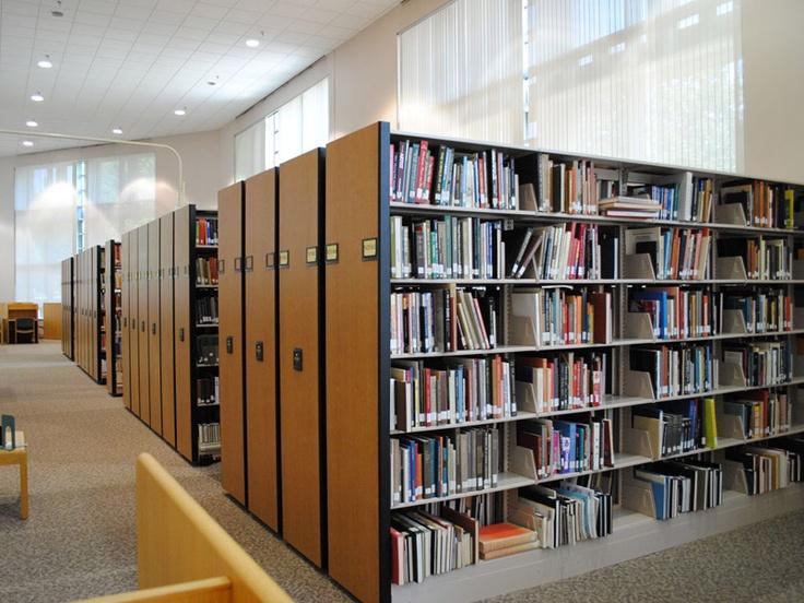 WinstonSalem State University Library Spaces