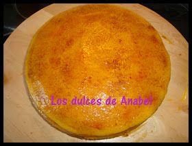 Los dulces de Anabel: Yema Tostada