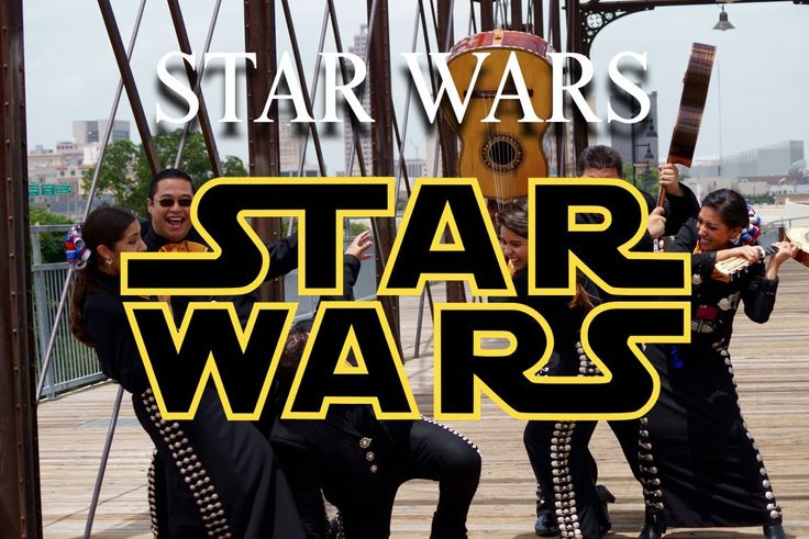 A Mariachi Cover of 'The Throne Room' Song From Star Wars: Episode IV A New Hope