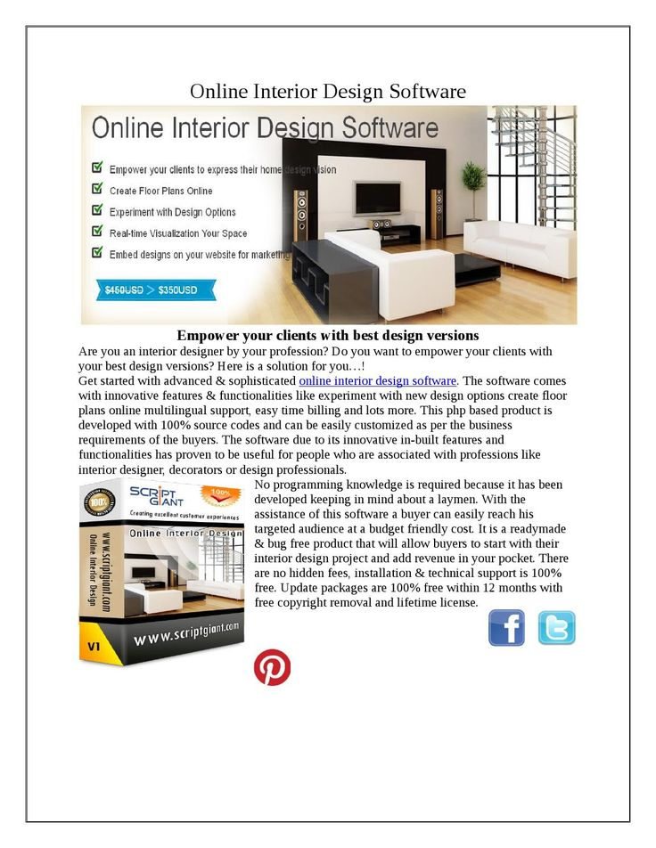 Best 25+ Interior design software ideas on Pinterest | Interior design  programs, Best home design software and DIY interior design software