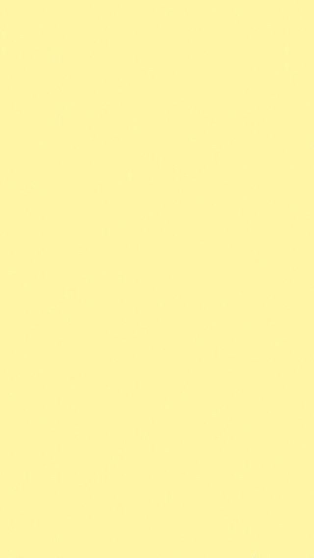 Yellow wallpaper for iPhone 5