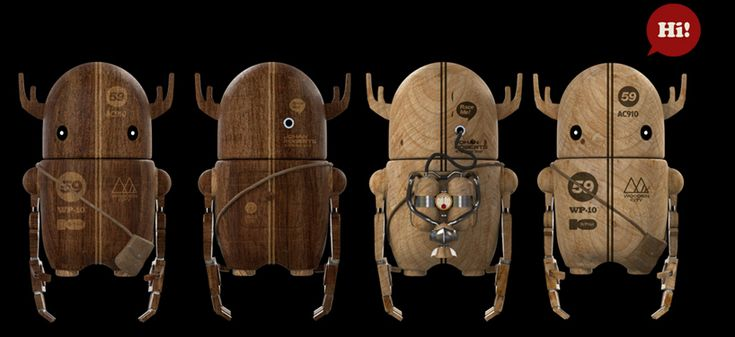 woodbot pilots