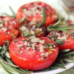 Provençal Tomatoes | Yumminess - Savory | Pinterest