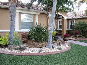 Miami Landscape Front Yard Designer Design Pictures Remodel Decor