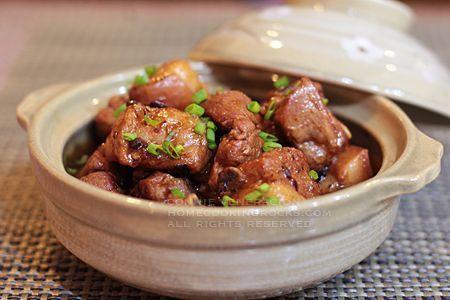 Vinho d'Alhos - Portuguese Food - Portuguese Food Recipes