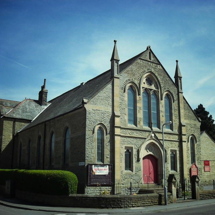Methodist Chapel. Thackley