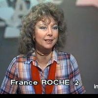 Mort de France Roche, «madame cinéma» d'Antenne 2