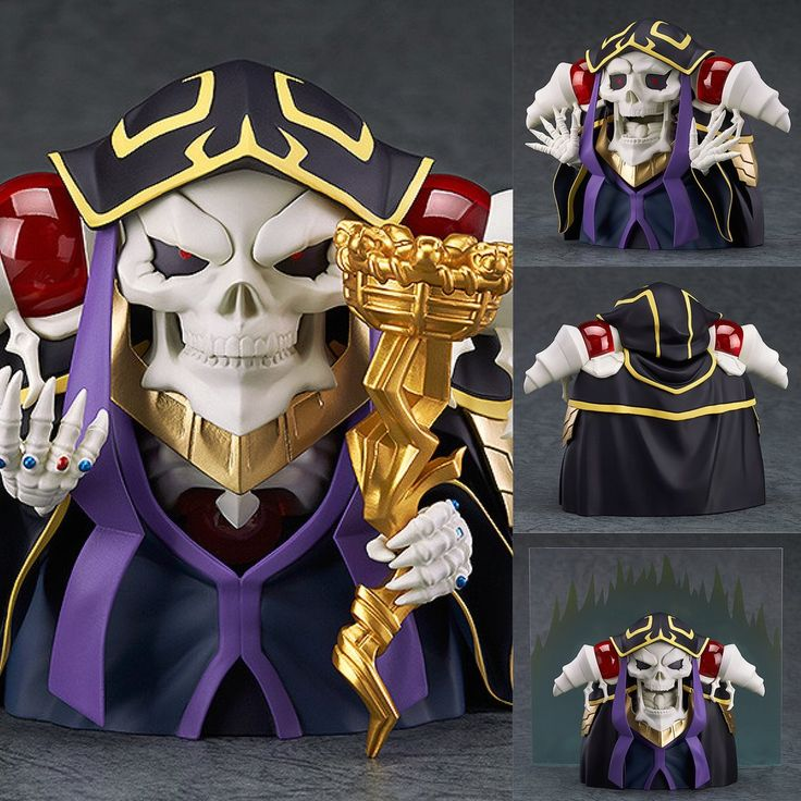 Nendoroid 631 ainz ooal gown from overlord sold out