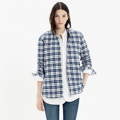 Penfield® Kemsey Plaid Shirt-Jacket