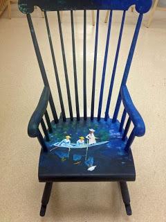 art @ the heart: Artist Chairs 2013 (AVI3M-AVI3O)