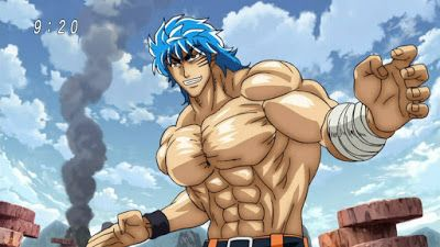 Toriko 8 Anime Similar to One Punch Man [Anime Recommendations]