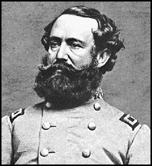 General Wade Hampton III (Mar 28, 1818 – Apr 11, 1902).  During the Overland Campaign of 1864, Stuart was killed at the Battle of Yellow Tavern and Hampton was given command of the Cavalry Corps on August 11, 1864. He distinguished himself in his new role at the bloody Battle of Trevilian Station, defeating Maj. Gen. Philip Sheridan's cavalry, and in fact, lost no cavalry battles for the remainder of the war.