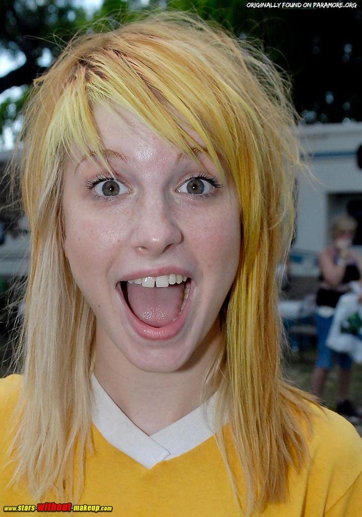 Superstar Paramore Singer Naked Jpg