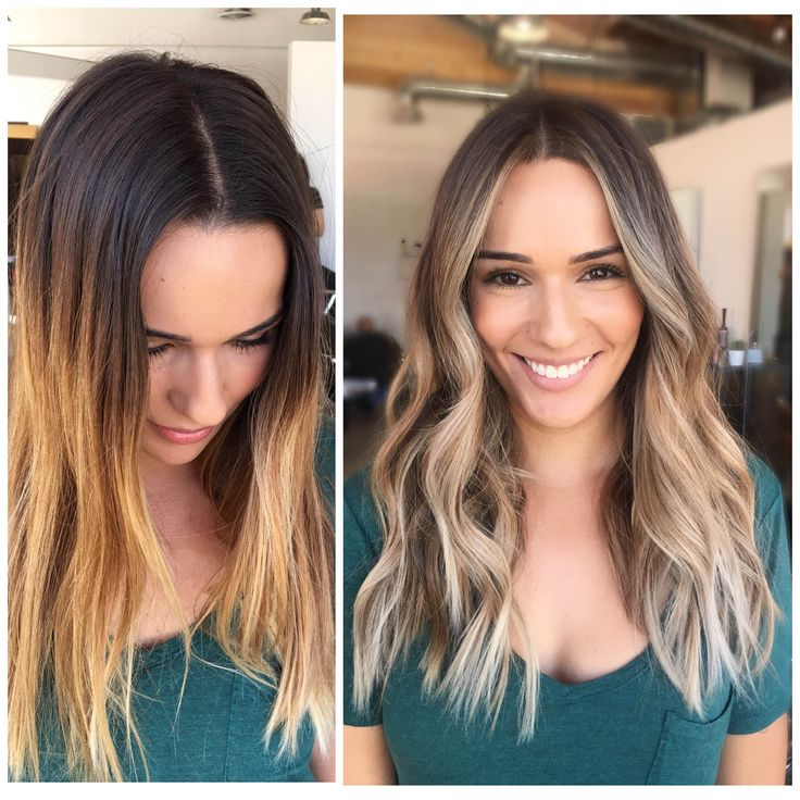 "Makeover: Effortless Beauty With A ""Money Piece"" - Career - Modern Salon"