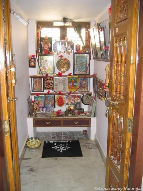 That Little Corner Where God Resides Puja Room