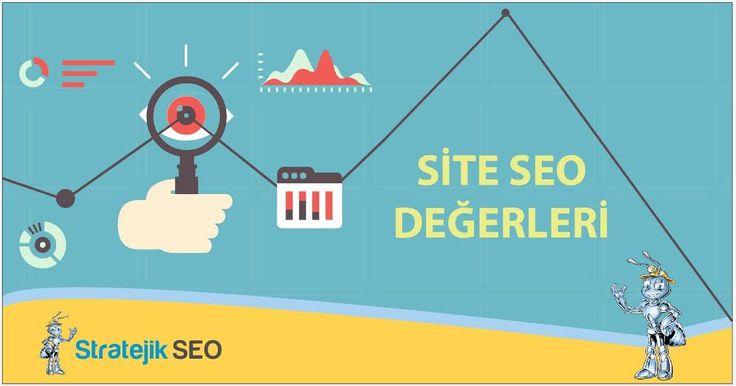 Web sitenize ve sunucunuza dair verileri Stratejik Seo araçları doğrultusunda inceleyebilirsiniz!   Site SEO Değerleri aracımız ile Google Pagerank Sorgulama, Alexa Sorgulama, Google İndex Sorgulama, Yandex, Bing, Yahoo İndex Sorgulama, Google Backlink Sorgulama vb. SEO araçlarına ait sonuçlar elde edebileceğiniz gibi sitenize, sunucunuza ait SEO verilerini de inceleyebilirsiniz.