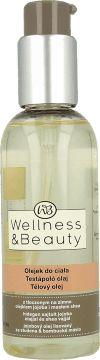 Wellness & Beauty, olejek do ciała, Olej Jojoba & Masło Shea, 150 ml…