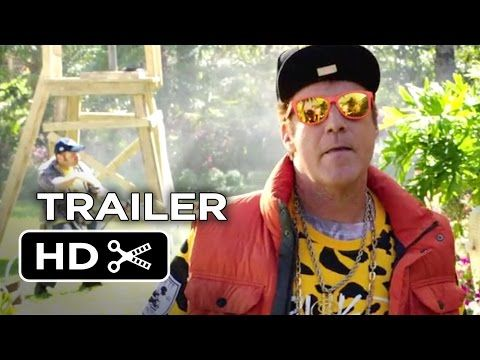 Get Hard Official Trailer #1 (2015) - Will Ferrell, Kevin Hart Movie HD - YouTube