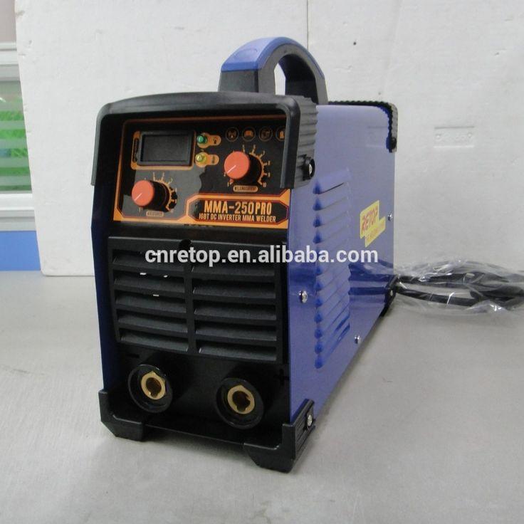 mma-200 igbt three phase arc welding machine mma inverter arc welding machine 250