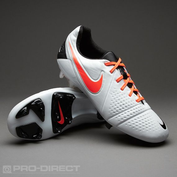 1699f8799ab Nike Football Boots - Nike CTR360 Maestri III FG - Firm Ground - Soccer  Cleats - White-Total Crimson-Black