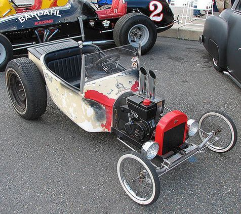 hot rod bucket t gokart cars trucks pinterest. Black Bedroom Furniture Sets. Home Design Ideas