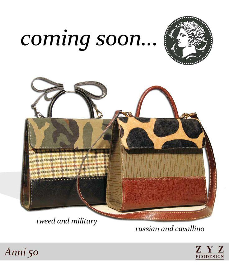 Anni 50 military and cavallino Zyz eco design