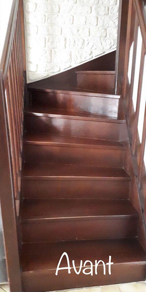 Escaliers Rénovés Photos Avant Après Renovation