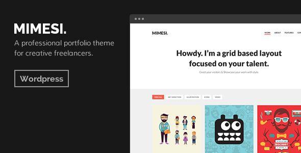 Best Creative WordPress Portfolio Themes of May - http://wordpress-themes.cc/best-creative-wordpress-portfolio-themes-of-may/  Wordpress-Themes.cc