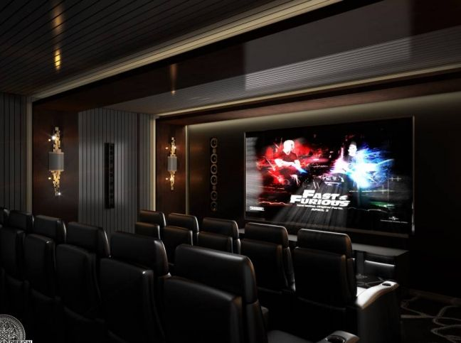 Home Cinemas Movie Theater Pinterest Cinema