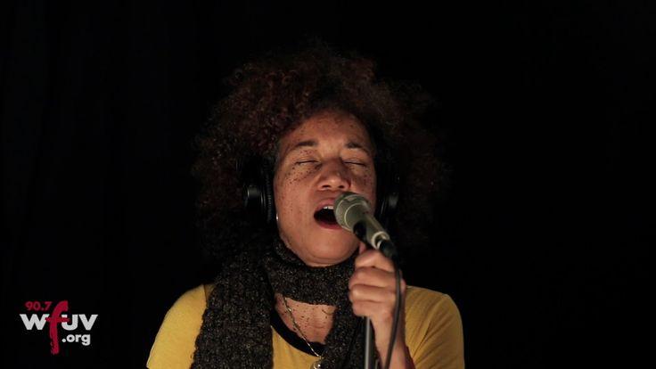 """Kasami Washington - """"Truth"""" (Live at WFUV)"""