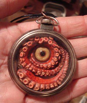 Pocket Kraken glass eye by ~missmonster on deviantART