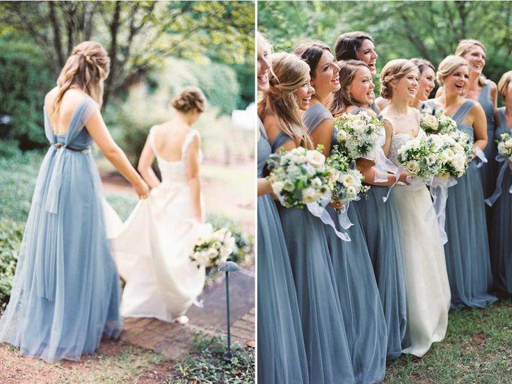 Des couleurs tendances pour 2016 : Rose Quartz et Bleu Serenity - Les Marieuses