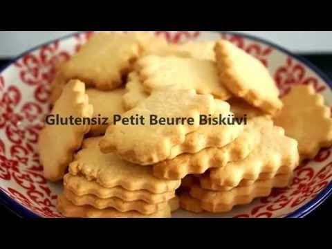 Glutensiz Pöti Bör Bisküvi Tarifi - YouTube