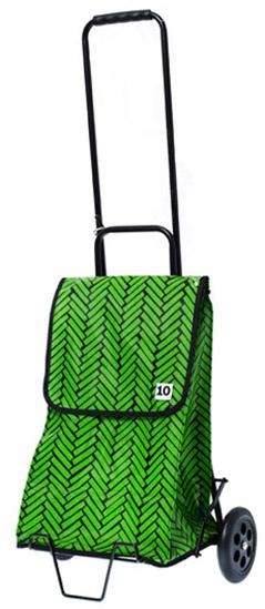 10 Gruppen: Shopping trolley