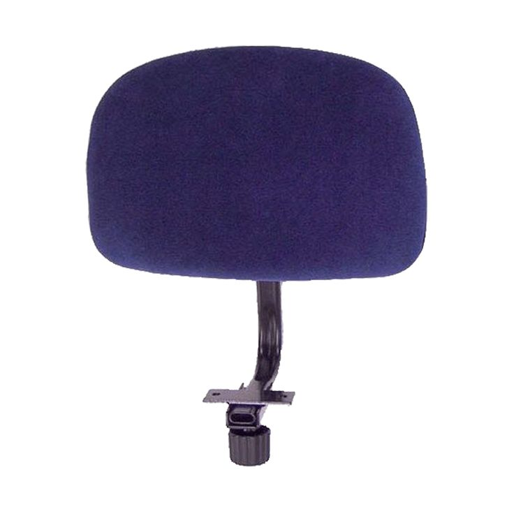 Roc-N-Soc Drum Throne Backrest - Blue