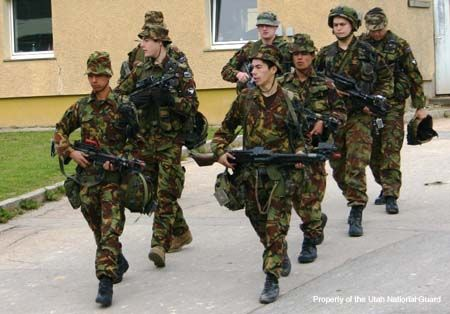 Exercise Cooperative Spirit, Germany, 2008