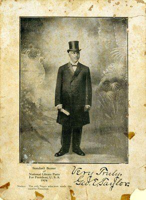 George E. Taylor