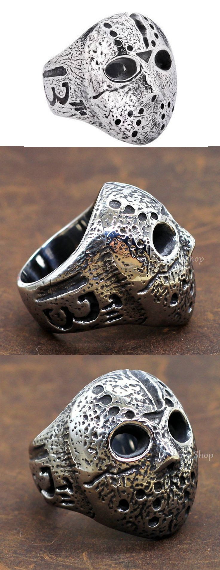 Celebrate Friday the 13th with Jason jewelry at RebelsMarket today!