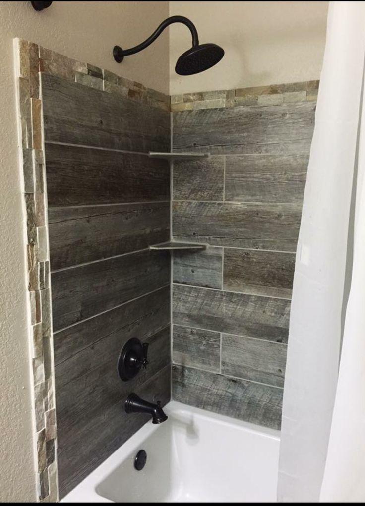 Best 25 shower tub ideas on pinterest shower bath combo bathtub shower combo and tub shower - Shower and shower ...