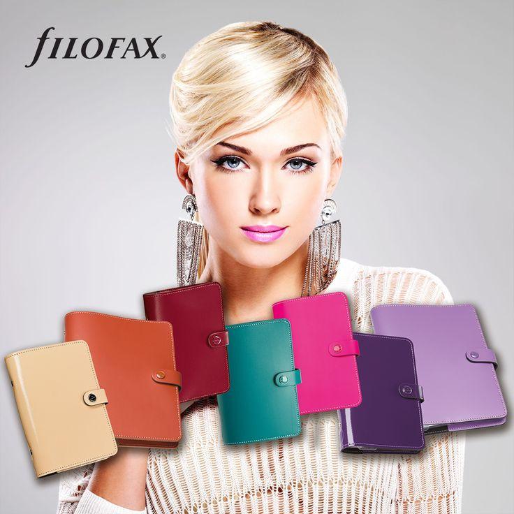 Filofax The Original 2016 New colors!