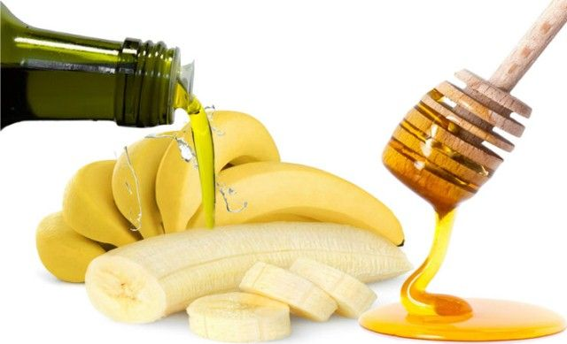 best-homemade-hair-conditioners-for-dry-hair-banana-and-honey