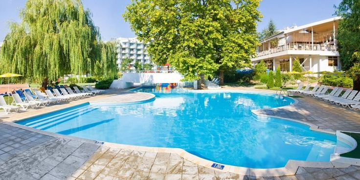 Hotel Sandy Beach 3* - All Inclusive - Autumn 2017 in Albena