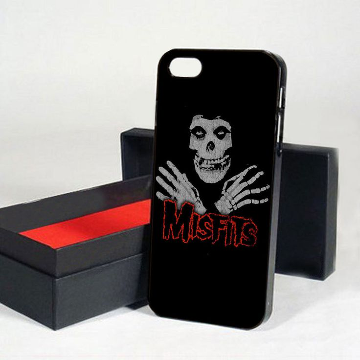 Misfits Skull Horror Punk Rock iPhone Case iPhone 4 5 6 6s Plus Samsung S Cases #UnbrandedGeneric