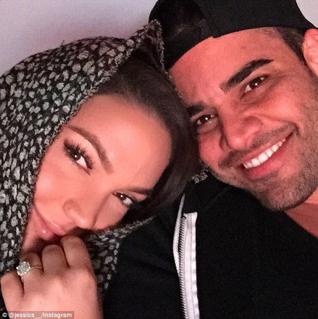 I do! Shahs Of Sunset star Mike Shouhed, 36, married registered nurse Jessica Parido, 26, on Sunday evening in the opulent Crystal Ballroom at the luxurious Millennium Biltmore Hotel in downtown Los Angeles, California